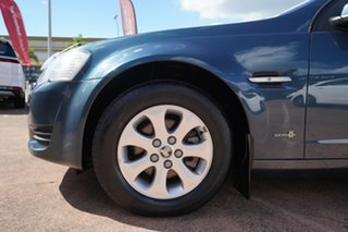 2013 Holden Commodore VE II MY12.5 Omega Blue 6 Speed Automatic Sportswagon.