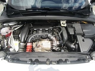 2010 Peugeot 308 T7 Sportium Touring White 6 Speed Sports Automatic Wagon