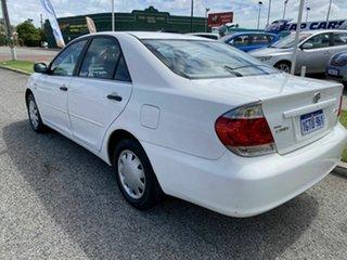 2004 Toyota Camry ACV36R Altise White 4 Speed Automatic Sedan.