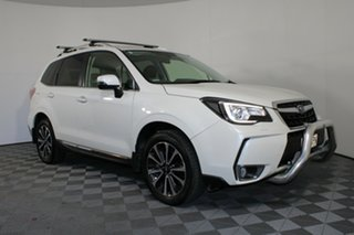 2017 Subaru Forester S4 MY17 XT CVT AWD White 8 Speed Constant Variable Wagon