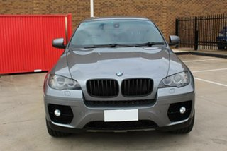 2009 BMW X6 E71 xDrive35D Grey 6 Speed Automatic Coupe.