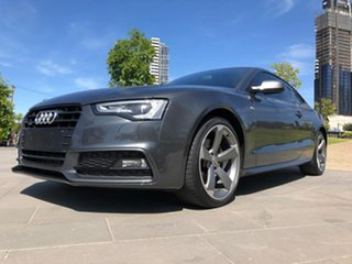 2014 Audi A5 8T (No Badge) Grey Sports Automatic Dual Clutch Hatchback