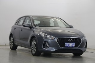2020 Hyundai i30 PD2 MY20 Active Iron Gray 6 Speed Sports Automatic Hatchback