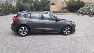 2019 Ford Focus SA 2019.25MY Active Grey 8 Speed Automatic Hatchback