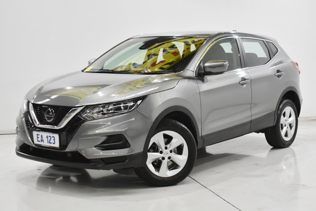 Used Nissan Qashqai J11 Series 2 ST X-tronic Brooklyn, 2018 Nissan Qashqai J11 Series 2 ST X-tronic Grey 1 Speed Constant Variable Wagon