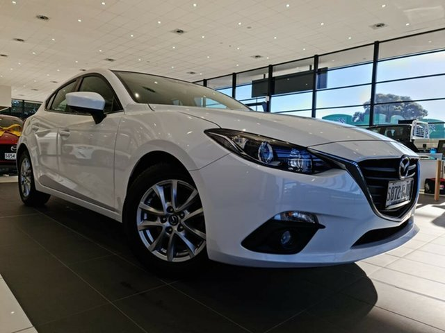 Used Mazda 3 BM5476 Neo SKYACTIV-MT Edwardstown, MAZDA3 K 6MAN HATCH MAXX