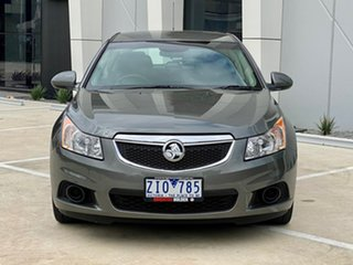 2012 Holden Cruze JH Series II MY13 CD Grey 6 Speed Sports Automatic Hatchback.