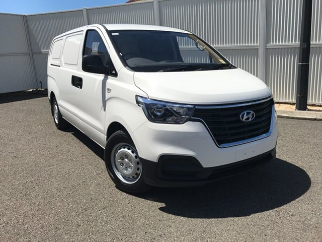 New Hyundai iLOAD TQ4 MY21 Gladstone, 2021 Hyundai iLOAD TQ4 MY21 White 5 Speed Automatic Van