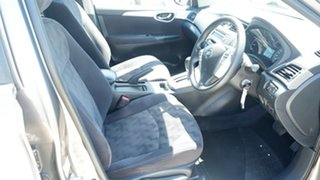 2014 Nissan Pulsar B17 ST Grey 1 Speed Constant Variable Sedan