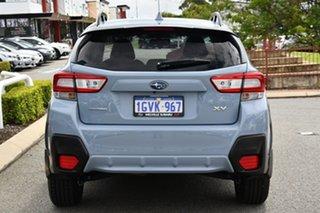 2019 Subaru XV G5X MY19 2.0i Lineartronic AWD Cool Grey Khaki 7 Speed Constant Variable Wagon