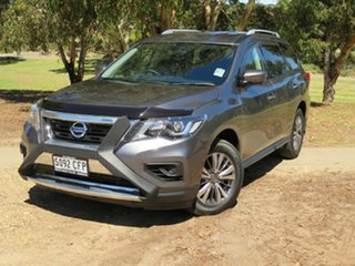 2019 Nissan Pathfinder R52 Series III MY19 ST+ X-tronic 2WD Gun Metallic 1 Speed Constant Variable.