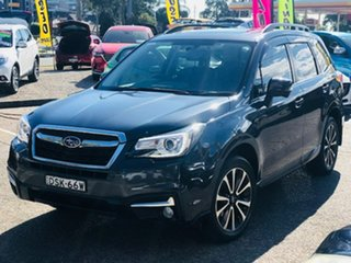 2017 Subaru Forester S4 MY18 2.5i-S CVT AWD Grey 6 Speed Constant Variable Wagon.