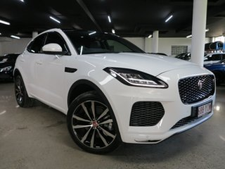 2018 Jaguar E-PACE X540 19MY D240 AWD R-Dynamic S White 9 Speed Sports Automatic Wagon.