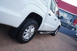 2017 Volkswagen Amarok 2H MY17 TDI420 Core Edition (4x4) White 8 Speed Automatic Dual Cab Utility