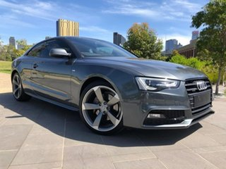 2014 Audi A5 8T (No Badge) Grey Sports Automatic Dual Clutch Hatchback.