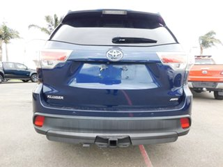 2015 Toyota Kluger GSU55R GXL AWD Blue 6 Speed Sports Automatic Wagon