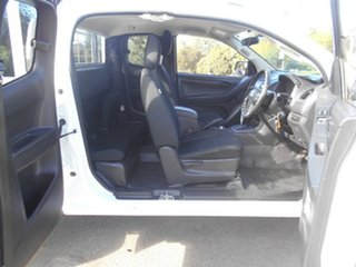 2014 Isuzu D-MAX TF MY14 SX (4x4) White 5 Speed Automatic Space Cab Chassis