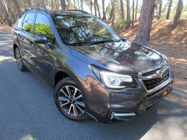 Used Subaru Forester S4 MY17 2.5i-S CVT AWD Reynella, 2017 Subaru Forester S4 MY17 2.5i-S CVT AWD Grey 6 Speed Constant Variable Wagon