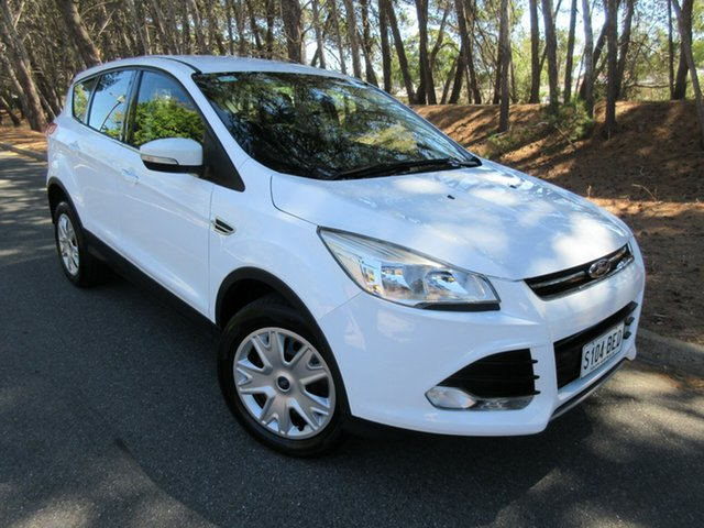 Used Ford Kuga TF MY15 Ambiente 2WD Reynella, 2015 Ford Kuga TF MY15 Ambiente 2WD White 6 Speed Sports Automatic Wagon