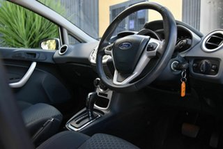 2012 Ford Fiesta WT Zetec PwrShift White 6 Speed Sports Automatic Dual Clutch Hatchback