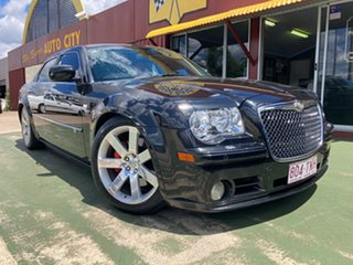 2010 Chrysler 300C MY2010 SRT-8 8 Ball Black 5 Speed Sports Automatic Sedan