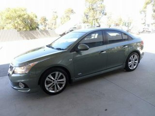 2014 Holden Cruze JH MY14 SRI Z-Series Grey 6 Speed Manual Sedan