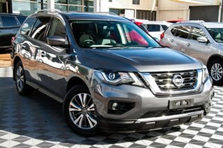 2020 Nissan Pathfinder R52 Series III MY19 ST-L X-tronic 4WD Gun Metallic 1 Speed Constant Variable.