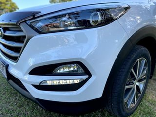 2016 Hyundai Tucson TL MY17 Active X 2WD Winter White 6 Speed Sports Automatic Wagon