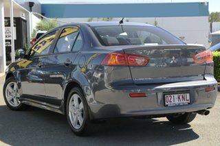 2007 Mitsubishi Lancer CJ MY08 VR Effect Grey Pearl/black 6 Speed Constant Variable Sedan.