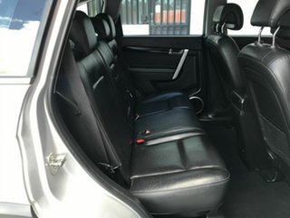 2012 Holden Captiva CG Series II MY12 7 AWD LX Silver 6 Speed Sports Automatic Wagon