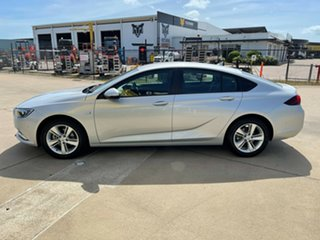 2018 Holden Commodore ZB MY18 LT Liftback Silver/010518 9 Speed Sports Automatic Liftback