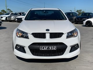 2015 Holden Special Vehicles ClubSport Gen-F MY15 Heron White 6 Speed Sports Automatic Sedan