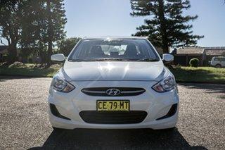 2015 Hyundai Accent RB2 MY15 Active 4 Speed Sports Automatic Sedan.