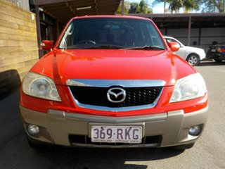 2007 Mazda Tribute MY2006 Red 4 Speed Automatic Wagon