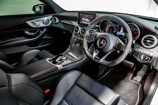 2018 Mercedes-Benz C-Class C205 808MY C43 AMG 9G-Tronic 4MATIC Silver 9 Speed Sports Automatic Coupe