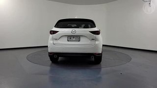 2018 Mazda CX-5 MY18 (KF Series 2) Maxx Sport (4x4) Snowflake White 6 Speed Automatic Wagon