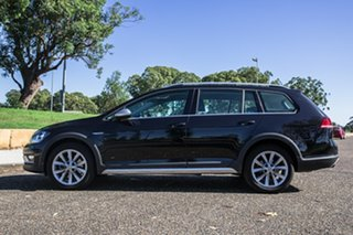 2017 Volkswagen Golf 7.5 MY18 Alltrack DSG 4MOTION 132TSI Black 6 Speed Sports Automatic Dual Clutch