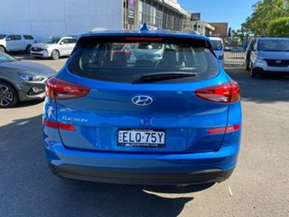2020 Hyundai Tucson TL4 MY21 Active X 2WD Aqua Blue 6 Speed Automatic Wagon