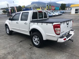 2012 Great Wall V240 K2 MY12 4x2 White 5 Speed Manual Utility