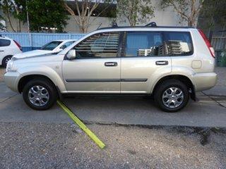 2005 Nissan X-Trail T30 ST (4x4) Gold 4 Speed Automatic Wagon