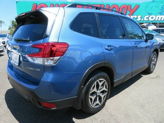 2020 Subaru Forester S5 MY20 2.5i CVT AWD Blue 7 Speed Constant Variable Wagon