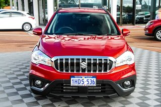 2020 Suzuki S-Cross JY Turbo Red 6 Speed Sports Automatic Hatchback.