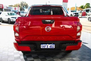 2021 Nissan Navara D23 MY21 ST Burning Red 7 Speed Sports Automatic Utility.