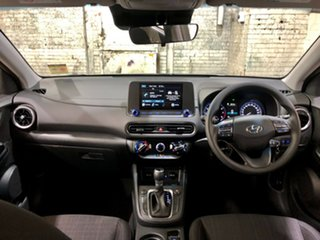 2020 Hyundai Kona Os.v4 MY21 2WD Black 8 Speed Constant Variable Wagon