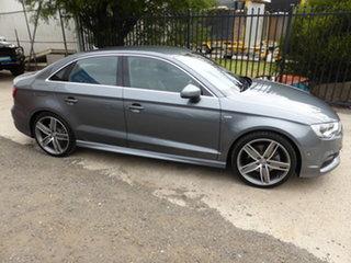 2014 Audi A3 8V MY15 Ambition S Tronic Quattro Ego 6 Speed Sports Automatic Dual Clutch Sedan.