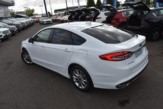 2019 Ford Mondeo MD 2019.5MY Ambiente White 6 Speed Sports Automatic Dual Clutch Hatchback