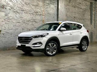 2018 Hyundai Tucson TL3 MY19 Active X 2WD White 6 Speed Automatic Wagon.