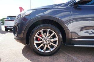2017 Kia Sorento UM MY17 GT-Line (4x4) Grey 6 Speed Automatic Wagon.