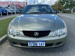 2004 Holden Commodore VY II Executive Green 4 Speed Automatic Sedan