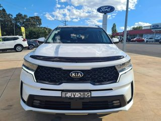 2020 Kia Sorento GT-Line Snow White Pearl Sports Automatic Dual Clutch Wagon